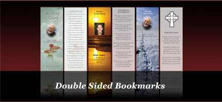 Bookmarkers Double Sided